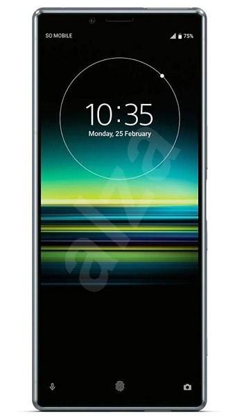 Sony Xperia 1 šedá - Mobilní telefon