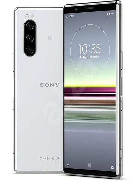 Sony Xperia 5 šedá - Mobilní telefon