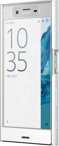 Sony Style Cover Touch SCTF10 White - Pouzdro na mobilní telefon