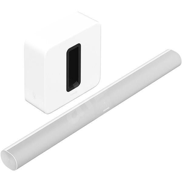 Sonos 3D 5.1.2 Surround set bílý - Domácí kino