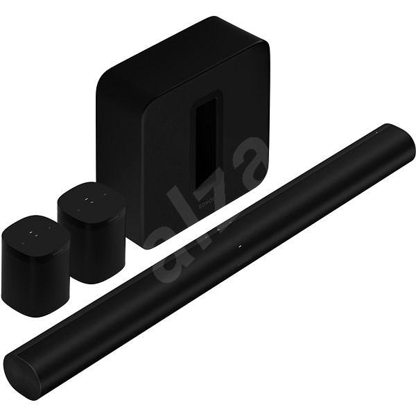 Sonos 3D 7.1.2 Surround set černý - Domácí kino