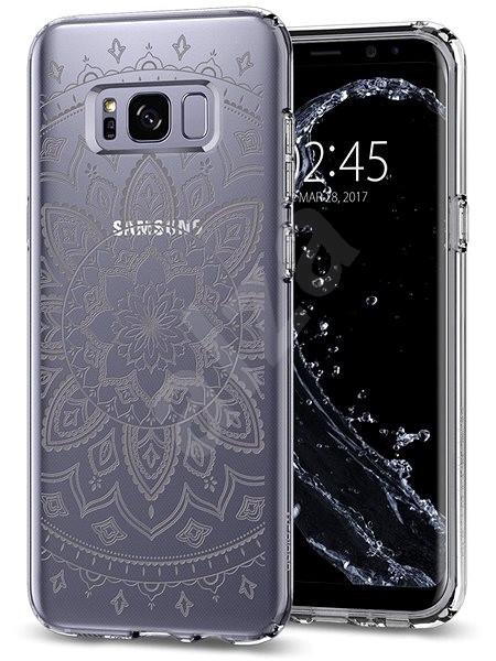 Spigen Liquid Crystal Shine Clear Samsung Galaxy S8+ - Ochranný kryt