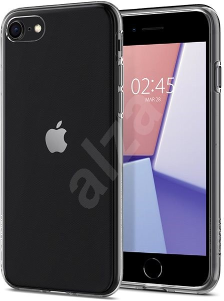 Spigen Liquid Crystal iPhone 7/8 - Kryt na mobil