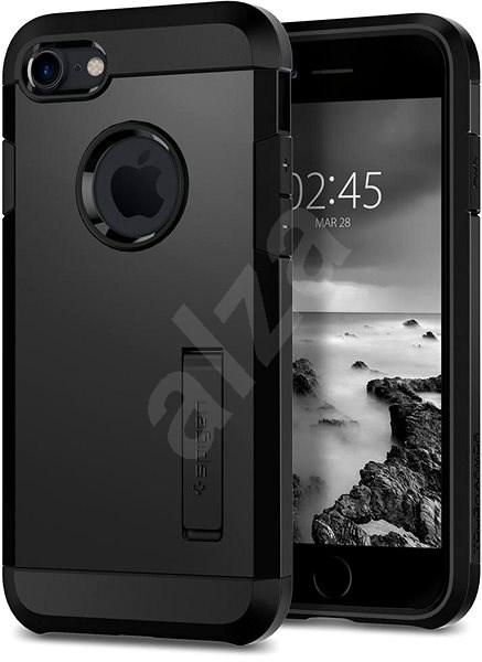 Spigen Tough Armor 2 Black iPhone 7/ 8 - Kryt na mobil