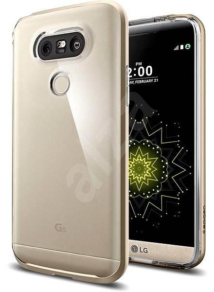 SPIGEN Neo Hybrid Crystal Gold - Ochranný kryt