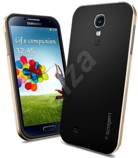 SPIGEN Galaxy S4 Case Neo Hybrid Champagne Gold - Ochranný kryt
