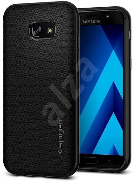 Spigen Liquid Air Black Samsung Galaxy A5 (2017) - Kryt na mobil ... 4654519b554