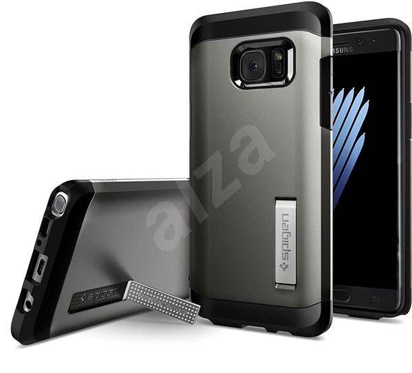 Spigen Tough Armor Gunmetal Samsung Galaxy Note 7 - Ochranný kryt ... edb76cfef9e