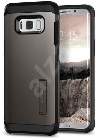 Spigen Tough Armor Gunmetal Samsung Galaxy S8 - Ochranný kryt  db68c60470c