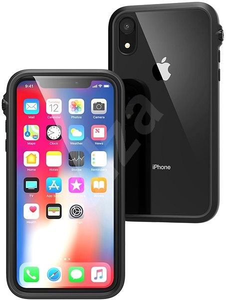 Catalyst Impact Protection Case Black iPhone XR - Kryt na mobil ... ce619ec6bde