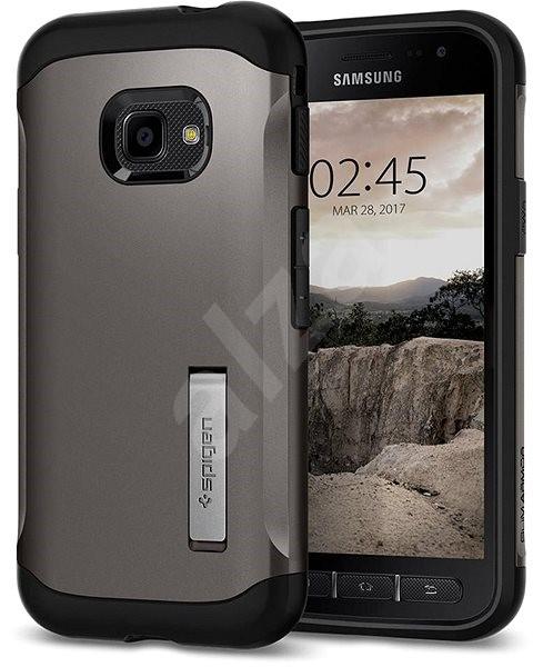 online store 44804 f0f24 Spigen Slim Armor Gunmetal Samsung Galaxy Xcover 4 - Kryt na mobil ...