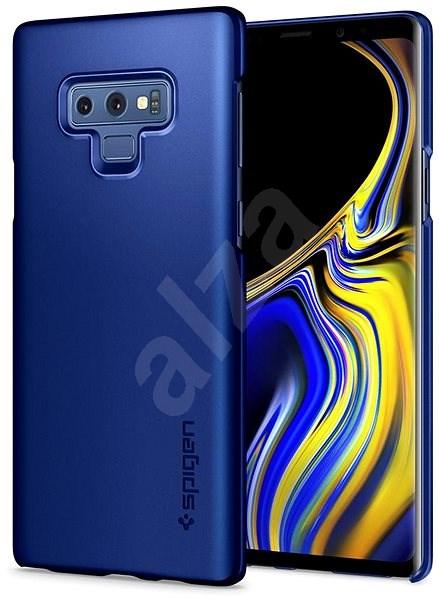 Spigen Thin Fit Ocean Blue Samsung Galaxy Note9 - Kryt na mobil