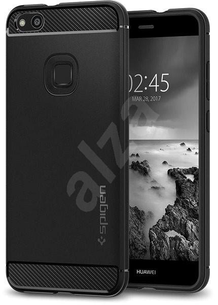 Spigen Rugged Armor Black Huawei P10 Lite - Kryt na mobil  33df7ed73a5