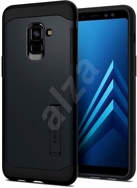 Spigen Slim Armor Metal Slate Samsung Galaxy A8 (2018) Skladem   5 ks bc54c5d2c8f