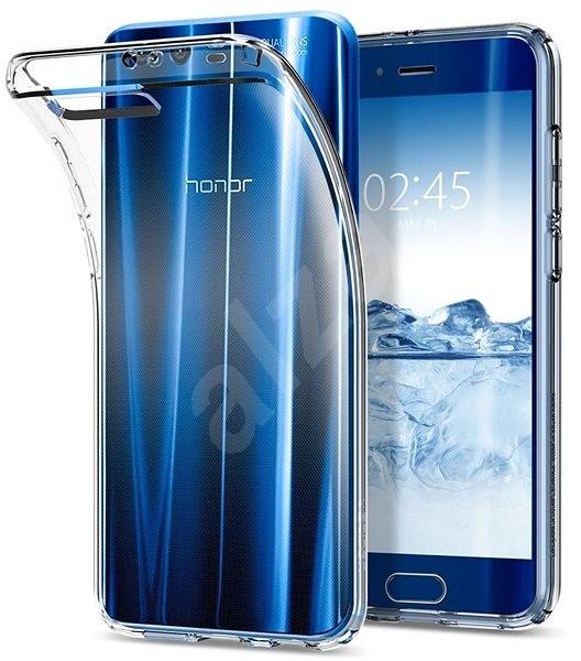Spigen Liquid Crystal Clear Honor 9 - Kryt na mobil