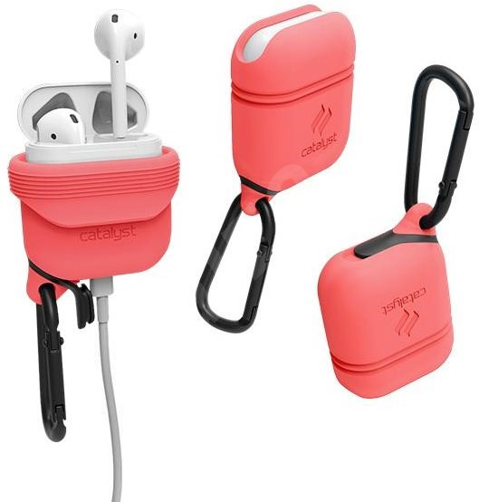 Catalyst Waterproof Case Coral AirPods - Obal