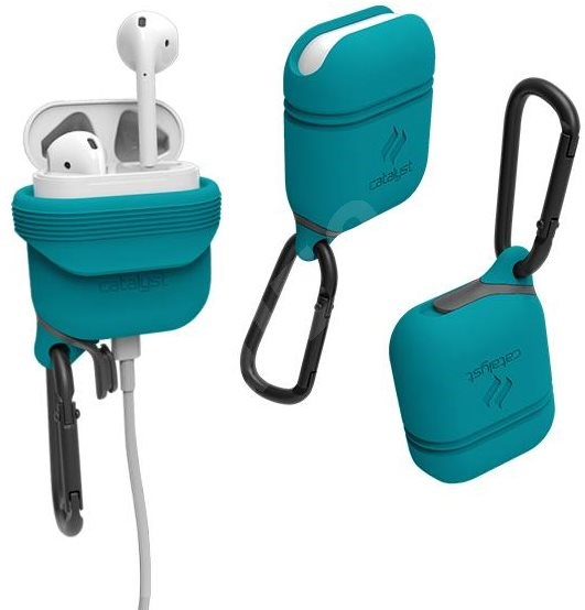 Catalyst Waterproof case Glacier Blue AirPods - Obal