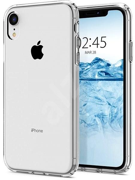 Spigen Liquid Crystal Clear iPhone XR - Kryt na mobil