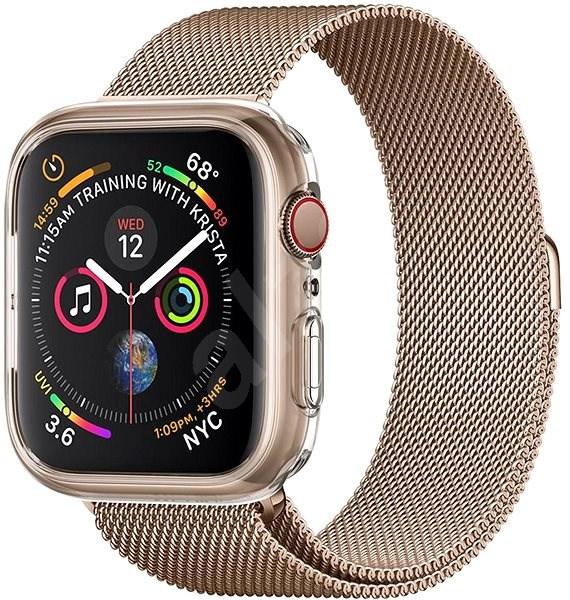 Spigen Liquid Crystal Clear Apple Watch 4/5 44mm - Ochranný kryt