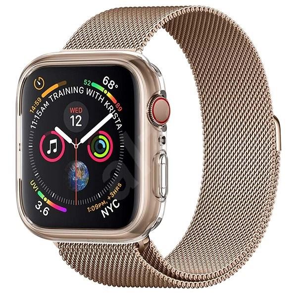 Spigen Liquid Crystal Clear Apple Watch 4 40mm - Ochranný kryt