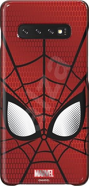 Samsung Spider-Man kryt pro Galaxy S10+ - Kryt na mobil
