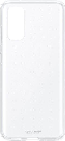 Samsung  Průhledný zadní kryt pro Galaxy S20 průhledný - Kryt na mobil