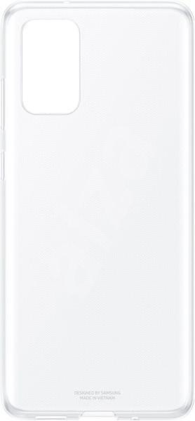Samsung  Průhledný zadní kryt pro Galaxy S20+ průhledný - Kryt na mobil
