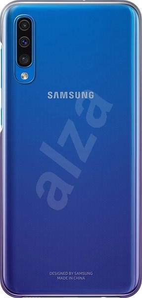 Samsung Gradation pro Galaxy A50 Violet - Kryt na mobil