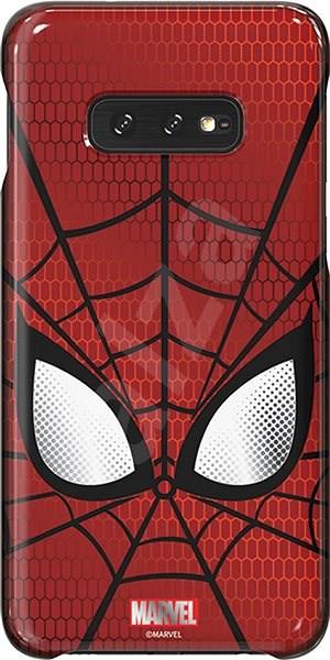 Samsung Spider-Man kryt pro Galaxy S10e - Kryt na mobil