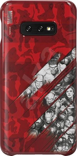 Samsung Avengers Comics kryt pro Galaxy S10e - Kryt na mobil
