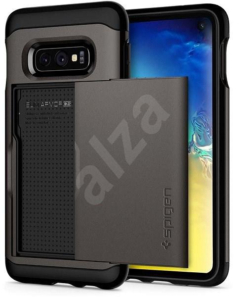Spigen Slim Armor CS Gunmetal Samsung Galaxy S10e - Kryt na mobil