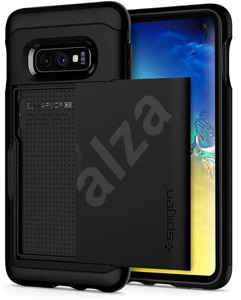 Spigen Slim Armor CS Black Samsung Galaxy S10e - Kryt na mobil