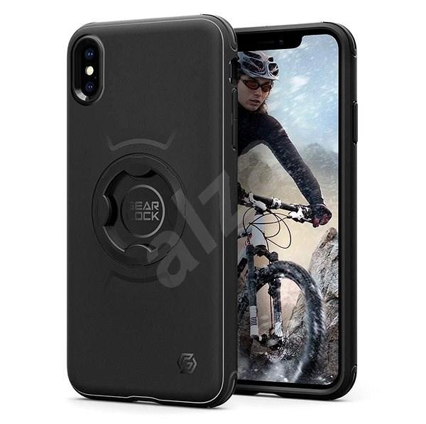 Spigen Gearlock Mount case iPhone XS Max - Kryt na mobil