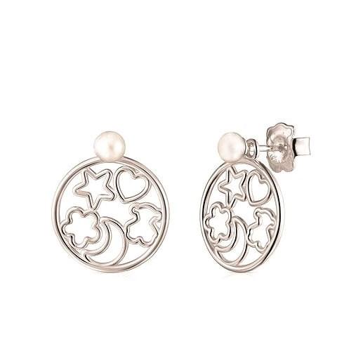 TOUS Jewels 913563550 (925/1000, 3,36 g) - Náušnice