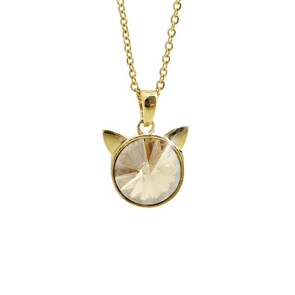 JSB Bijoux 61300783g-gsh s krystaly Swarovski® - Náhrdelník