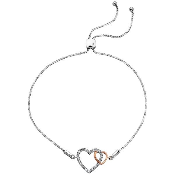 HOT DIAMONDS Flora DL590 (Ag 925/1000, 3,35g) - Bracelet