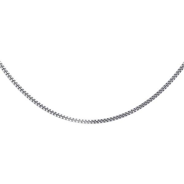 PRAQIA CURB035_42_7_JAP (Ag925/1000, 1,71 g) - Řetízek