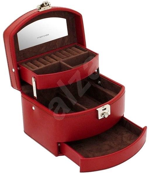 FRIEDRICH LEDERWAREN 26450-4 - Jewellery Box