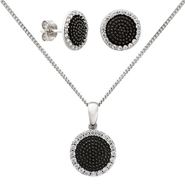 SILVER CAT SSC143144 (925/1000; 5,60 g) - Dárková sada šperků