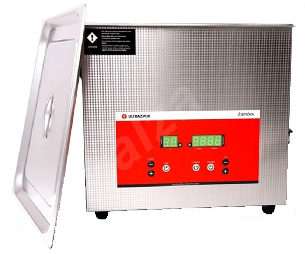 LABORATORY 13 DIGITAL DK615HTD - Ultrasonic Cleaner