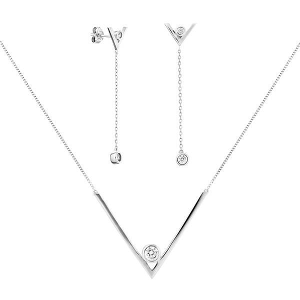 040cc5663 SILVER CAT SSC253254 (925/1000, 6,9 g) - Dárková sada šperků | Alza.cz