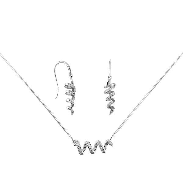 SILVER CAT SSC259260 (925/1000, 5,4 g) - Dárková sada šperků