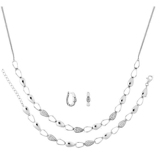 SILVER CAT SSC273274275 (925/1000, 25,1 g) - Dárková sada šperků