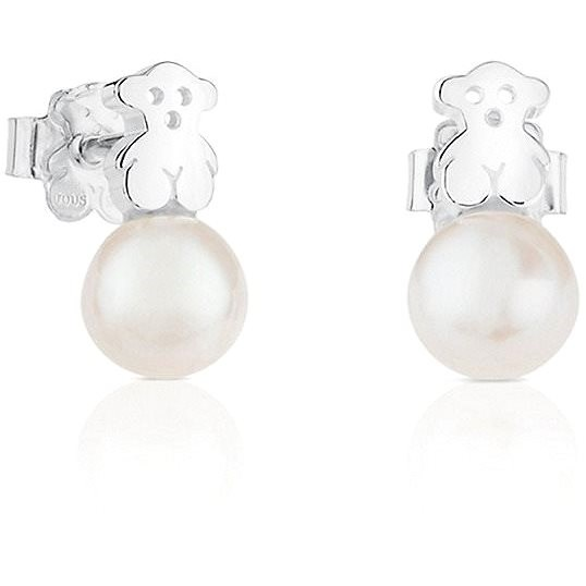 TOUS Puppies 615270135 (925/1000, 1.64g) - Earrings