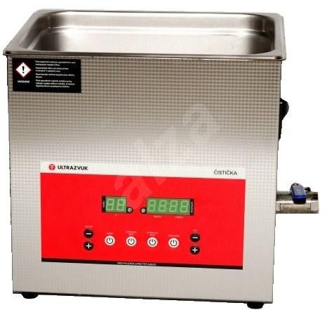 LABORATORY 10 Dual (DK410HTDS) - Ultrazvuková čistička
