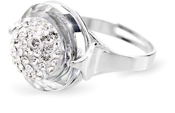 JSB Bijoux Silver 92700309 (925/1000, 4,12g) - Ring
