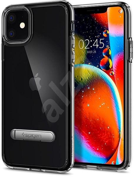 Spigen Ultra Hybrid S Clear iPhone 11 - Kryt na mobil