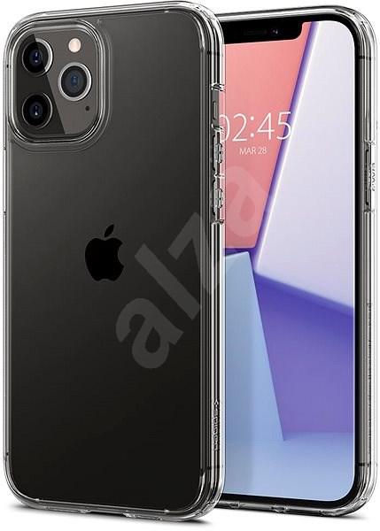 Spigen Ultra Hybrid Clear iPhone 12 Pro Max - Kryt na mobil