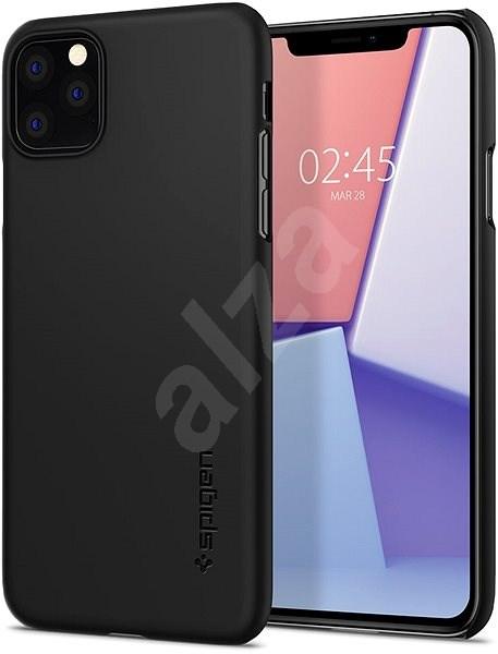 Spigen Thin Fit Black iPhone 11 Pro - Kryt na mobil