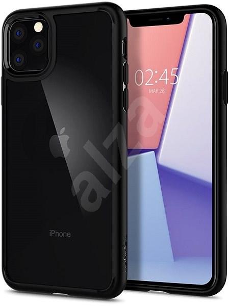 Spigen Ultra Hybrid Black iPhone 11 Pro Max - Kryt na mobil